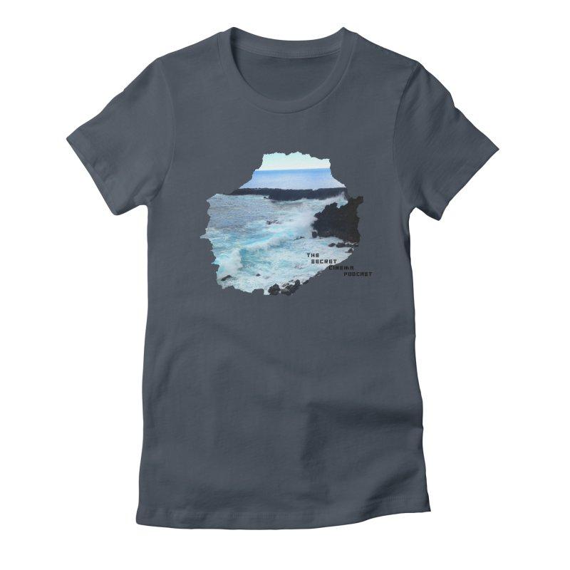 the secret cinema podcast : island edition Women's T-Shirt by The Secret Cinema Podcast Shop