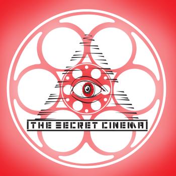 The Secret Cinema Podcast Shop Logo