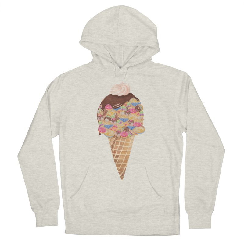 Tee Perfect Dessert Women's Pullover Hoody by Lost in Space