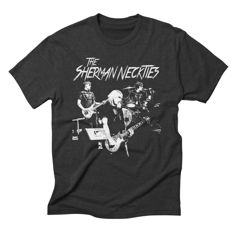 Full Band Logo Men's T-Shirt by theshermanneckties's Artist Shop