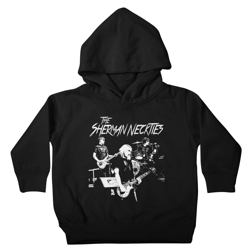 Full Band Logo Kids Toddler Pullover Hoody by theshermanneckties's Artist Shop