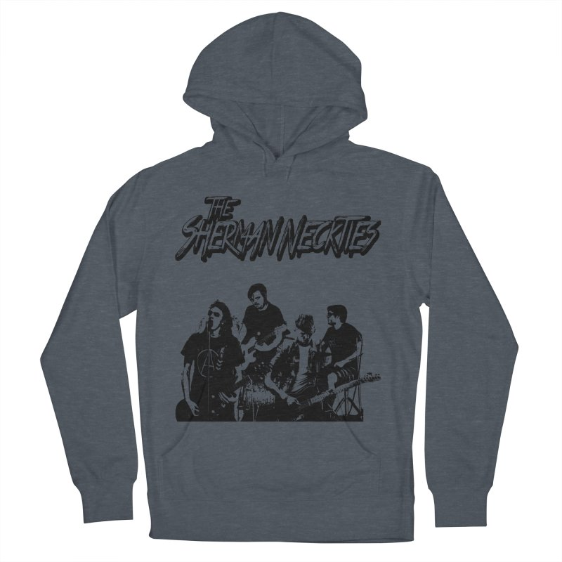 2018 Women's French Terry Pullover Hoody by theshermanneckties's Artist Shop