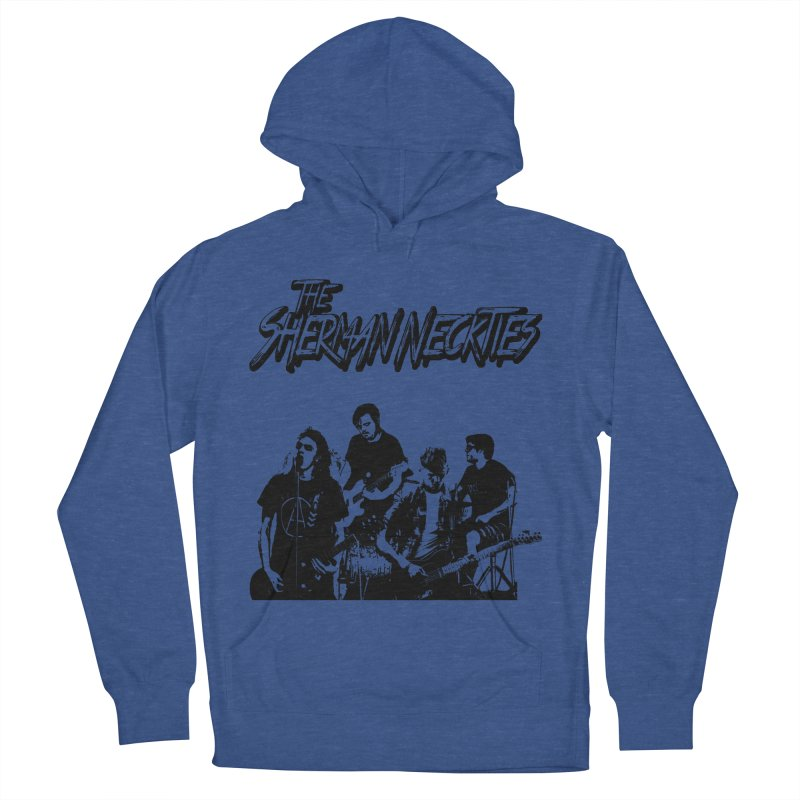 2018 Men's French Terry Pullover Hoody by theshermanneckties's Artist Shop