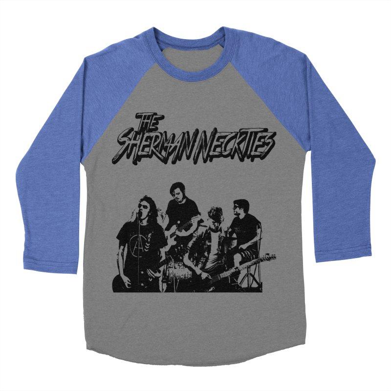 2018 Women's Baseball Triblend Longsleeve T-Shirt by theshermanneckties's Artist Shop