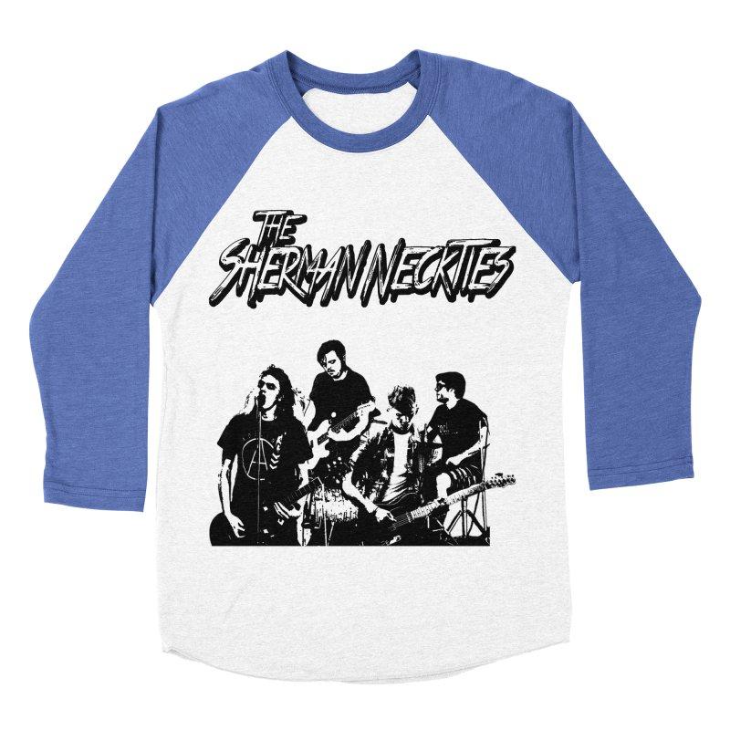 2018 Men's Baseball Triblend Longsleeve T-Shirt by theshermanneckties's Artist Shop