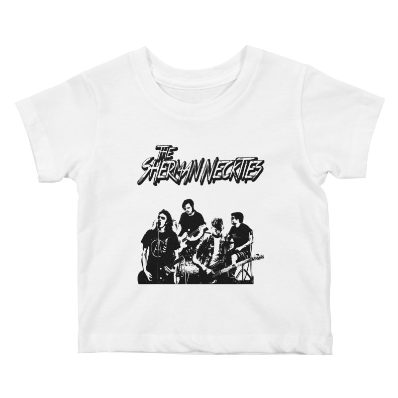 2018 Kids Baby T-Shirt by theshermanneckties's Artist Shop