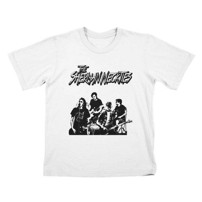 2018 Kids T-Shirt by theshermanneckties's Artist Shop