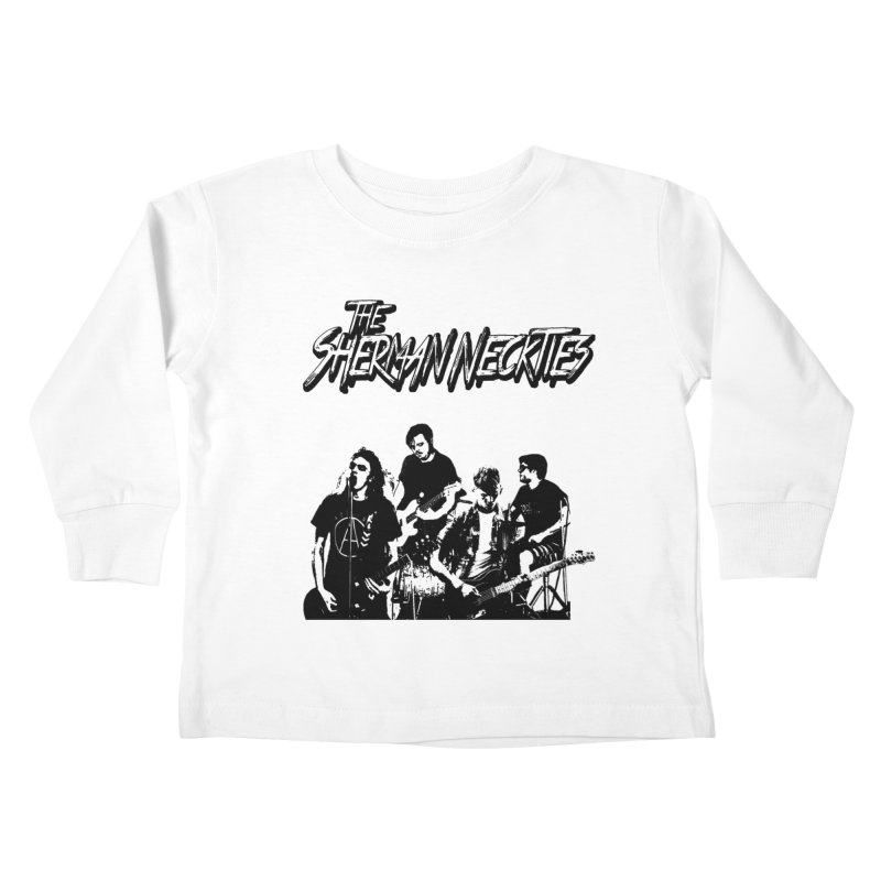 2018 Kids Toddler Longsleeve T-Shirt by theshermanneckties's Artist Shop