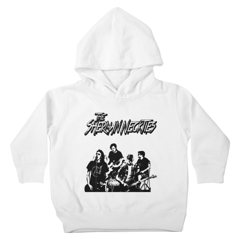2018 Kids Toddler Pullover Hoody by theshermanneckties's Artist Shop