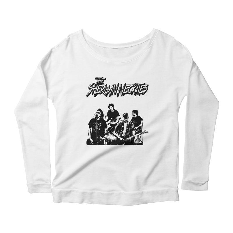 2018 Women's Scoop Neck Longsleeve T-Shirt by theshermanneckties's Artist Shop