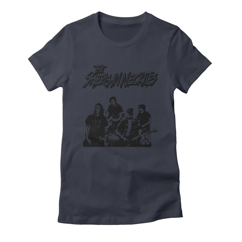 2018 Women's Fitted T-Shirt by theshermanneckties's Artist Shop