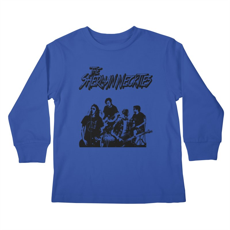 2018 Kids Longsleeve T-Shirt by theshermanneckties's Artist Shop