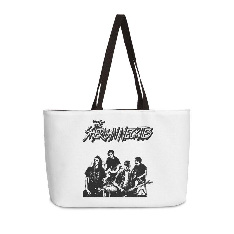 2018 Accessories Weekender Bag Bag by theshermanneckties's Artist Shop
