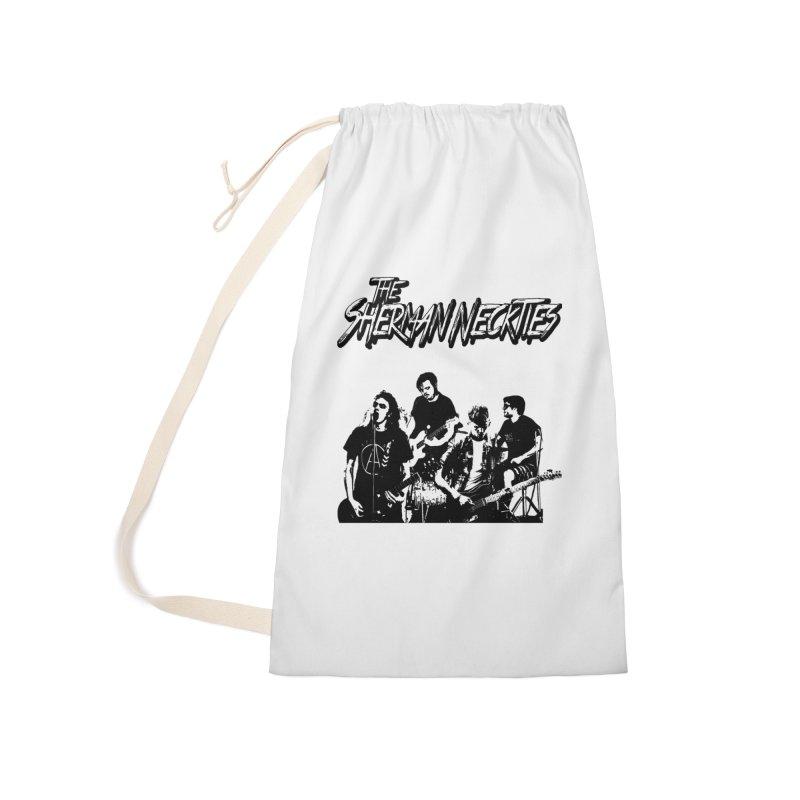 2018 Accessories Laundry Bag Bag by theshermanneckties's Artist Shop