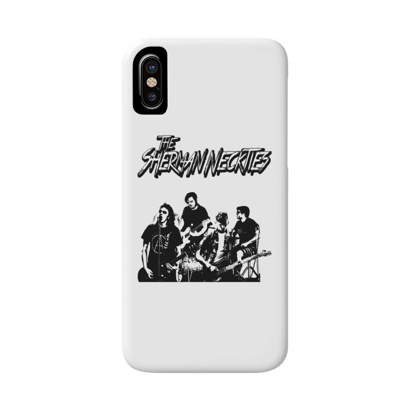 2018 Accessories Phone Case by theshermanneckties's Artist Shop