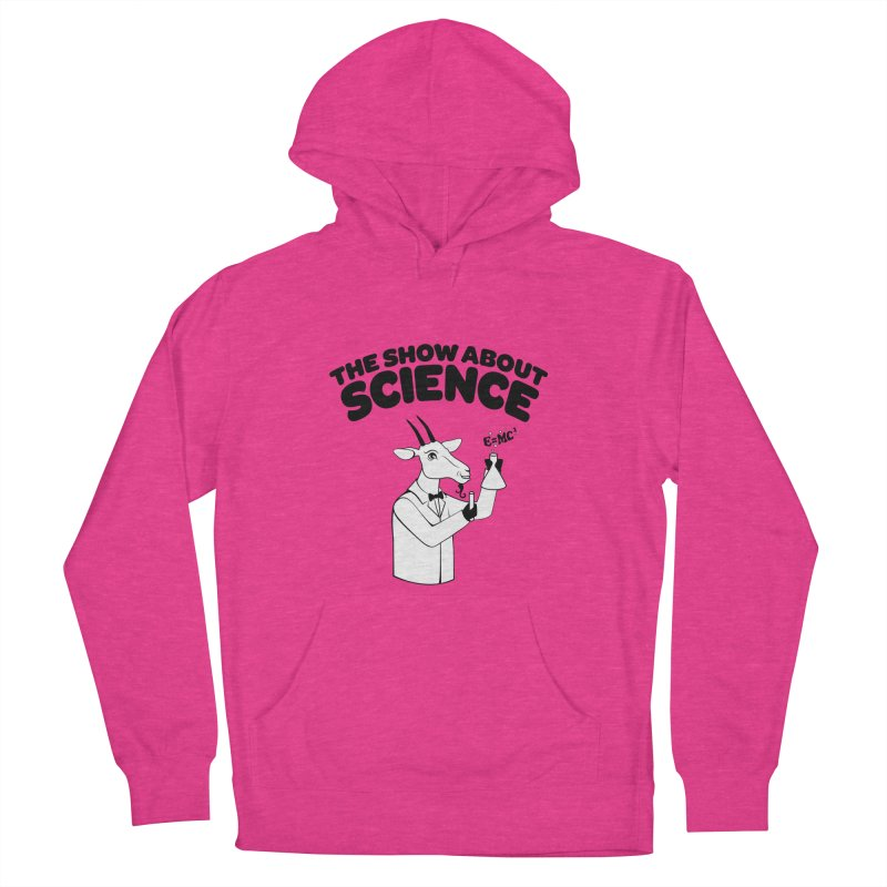 E=MC Goat Women's Pullover Hoody by theshowaboutscience's Artist Shop