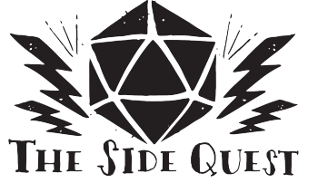 thesidequest's Artist Shop Logo
