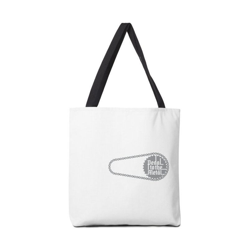 Pedal to the Metal Side Version Accessories Bag by CRANK. outdoors + music lifestyle clothing