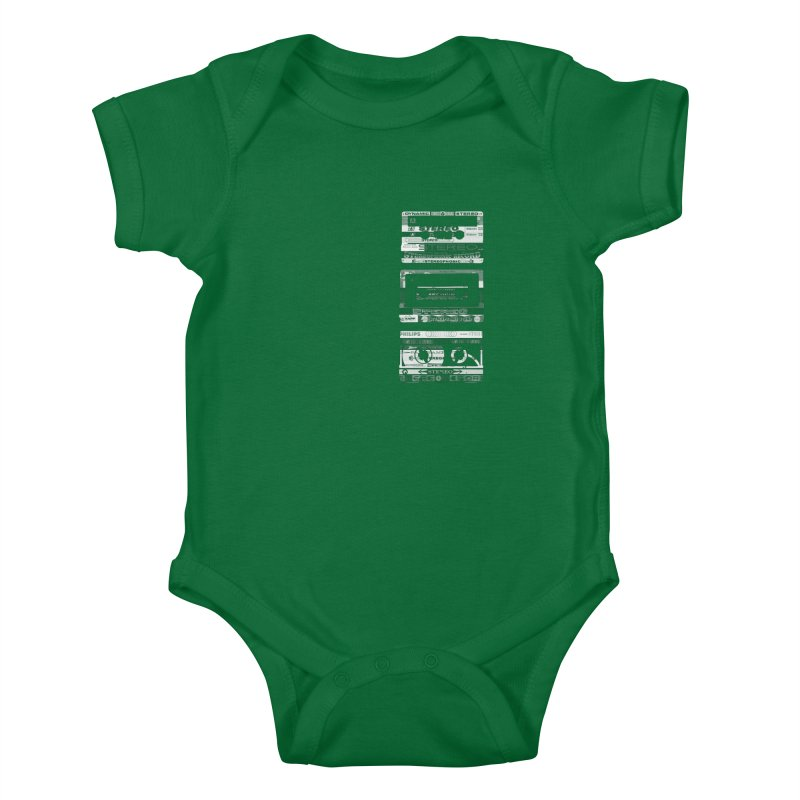 Pretty Little Row Kids Baby Bodysuit by CRANK. outdoors + music lifestyle clothing