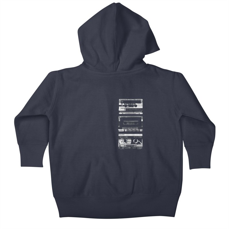 Pretty Little Row Kids Baby Zip-Up Hoody by CRANK. outdoors + music lifestyle clothing