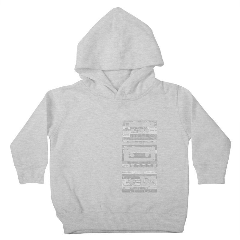 Pretty Little Row Kids Toddler Pullover Hoody by CRANK. outdoors + music lifestyle clothing