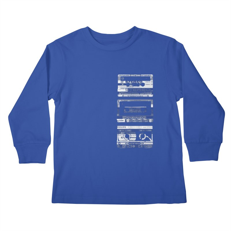 Pretty Little Row Kids Longsleeve T-Shirt by CRANK. outdoors + music lifestyle clothing