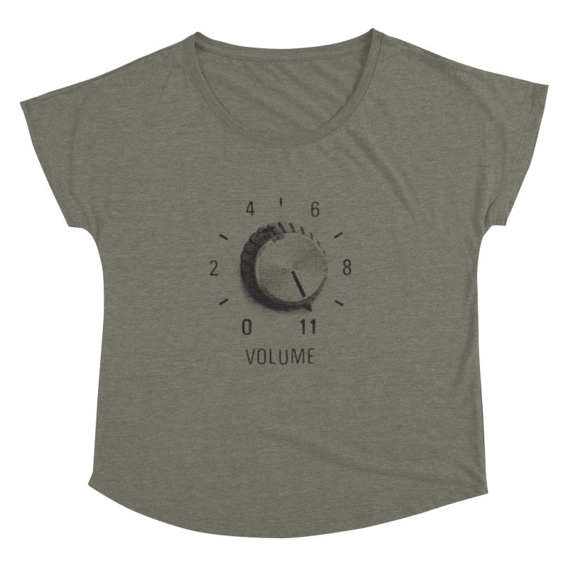 Volume to Eleven   by CRANK. outdoors + music lifestyle clothing