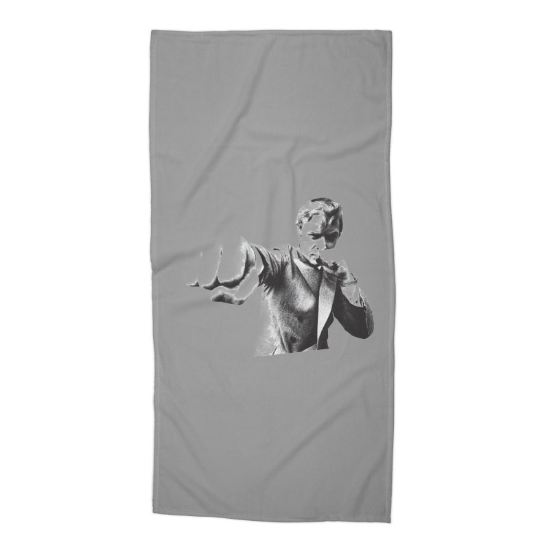 Punch Accessories Beach Towel by CRANK. outdoors + music lifestyle clothing