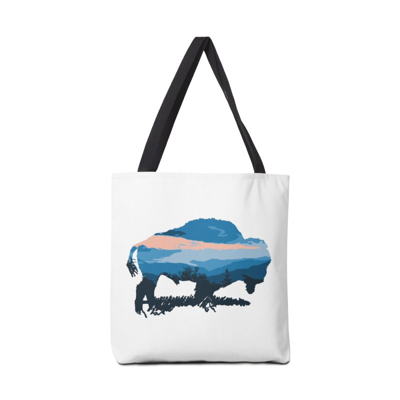 Bison Blue Ridge Accessories Bag by CRANK. outdoors + music lifestyle clothing