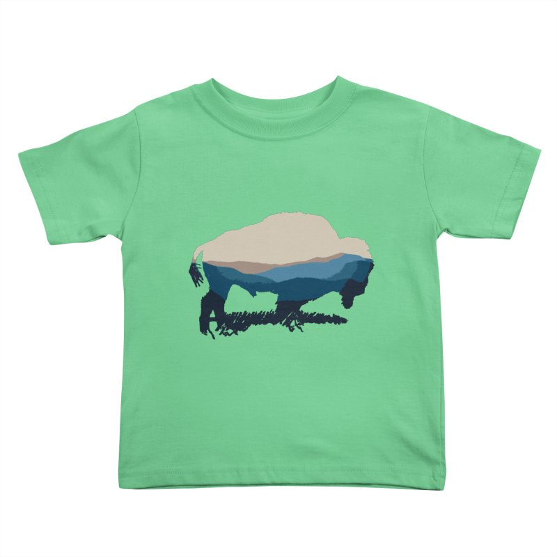 Bison Appalachian   by CRANK. outdoors + music lifestyle clothing