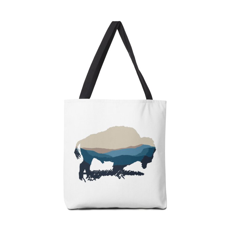 Bison Appalachian Accessories Bag by CRANK. outdoors + music lifestyle clothing