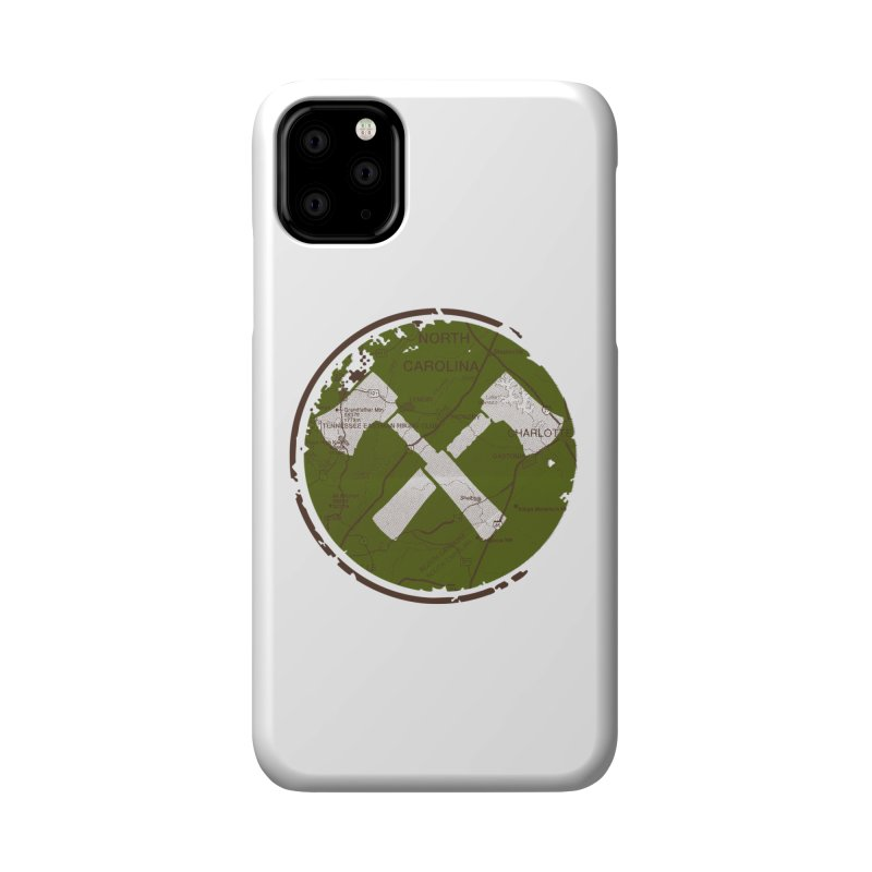 Trail Maker - Foothills Edition Accessories Phone Case by CRANK. outdoors + music lifestyle clothing