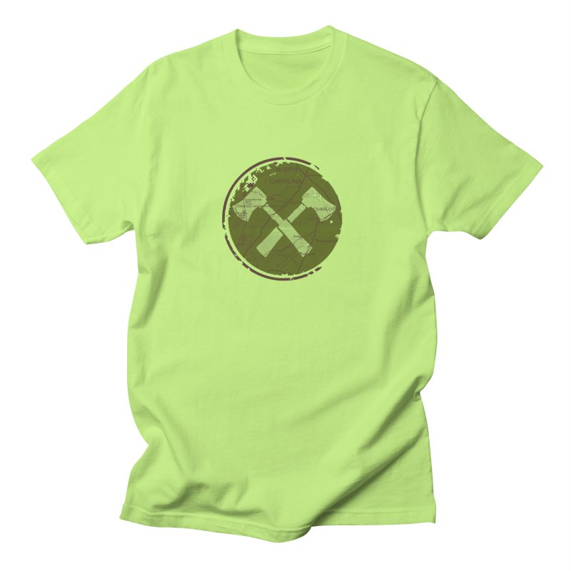 Trail Maker - Foothills Edition Men's T-Shirt by CRANK. outdoors + music lifestyle clothing