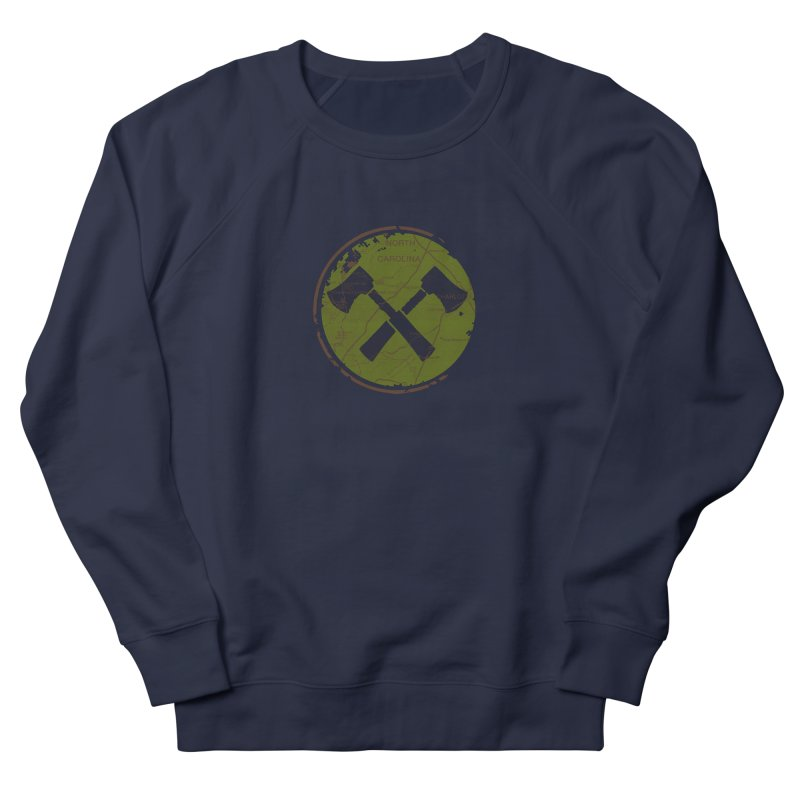 Trail Maker - Foothills Edition Women's French Terry Sweatshirt by CRANK. outdoors + music lifestyle clothing