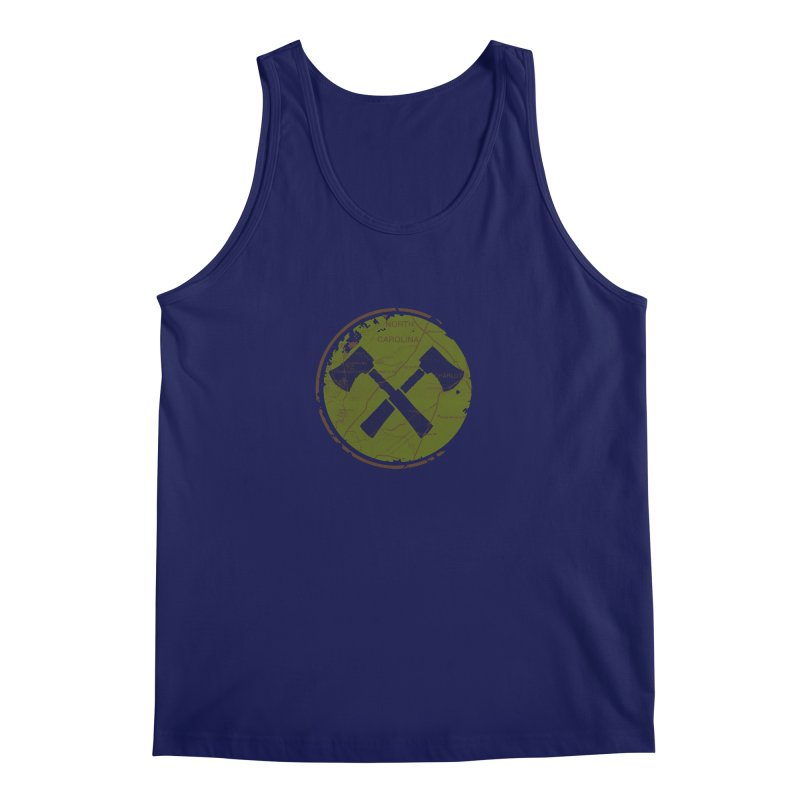 Trail Maker - Foothills Edition Men's Tank by CRANK. outdoors + music lifestyle clothing