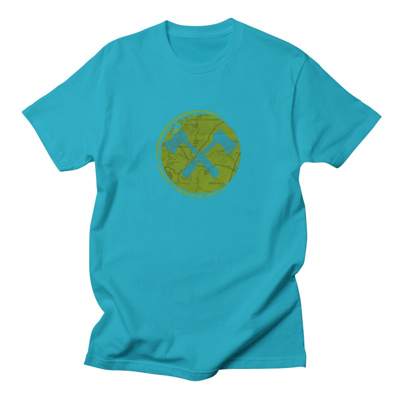 Trail Maker AVL Ed. Men's T-Shirt by CRANK. outdoors + music lifestyle clothing