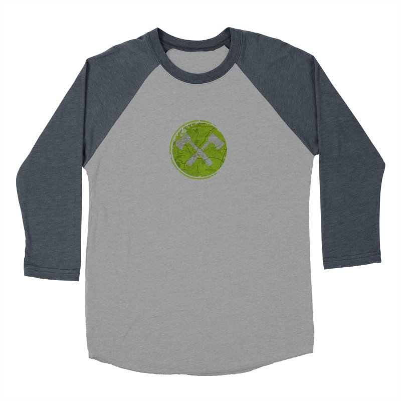 Trail Maker AVL Ed. Women's Longsleeve T-Shirt by CRANK. outdoors + music lifestyle clothing