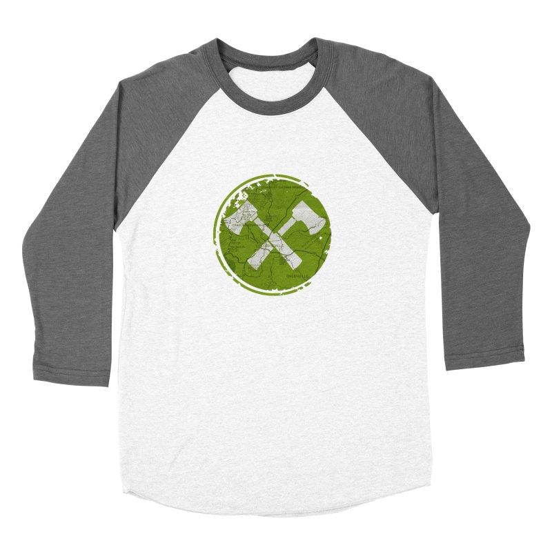 Trail Maker AVL Ed. Women's Baseball Triblend T-Shirt by CRANK. outdoors + music lifestyle clothing