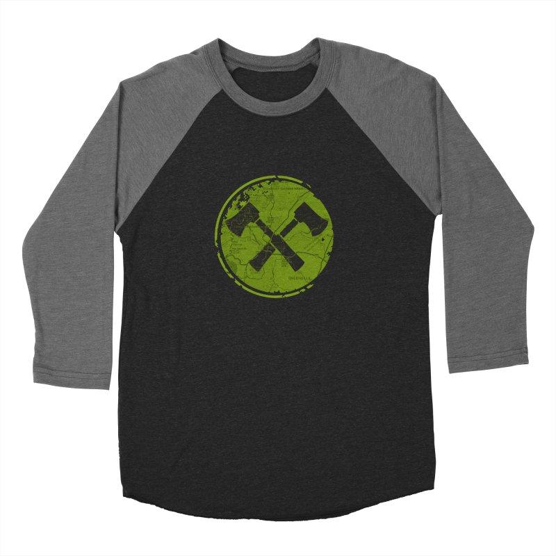 Trail Maker AVL Ed. Women's Baseball Triblend Longsleeve T-Shirt by CRANK. outdoors + music lifestyle clothing