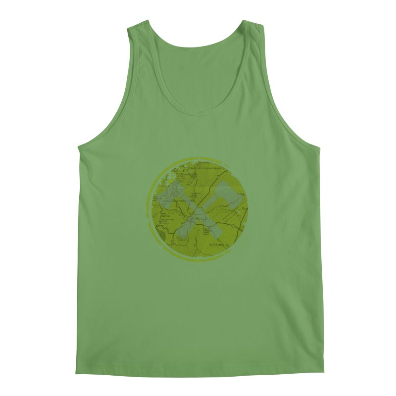 Trail Maker AVL Ed. Men's Tank by CRANK. outdoors + music lifestyle clothing