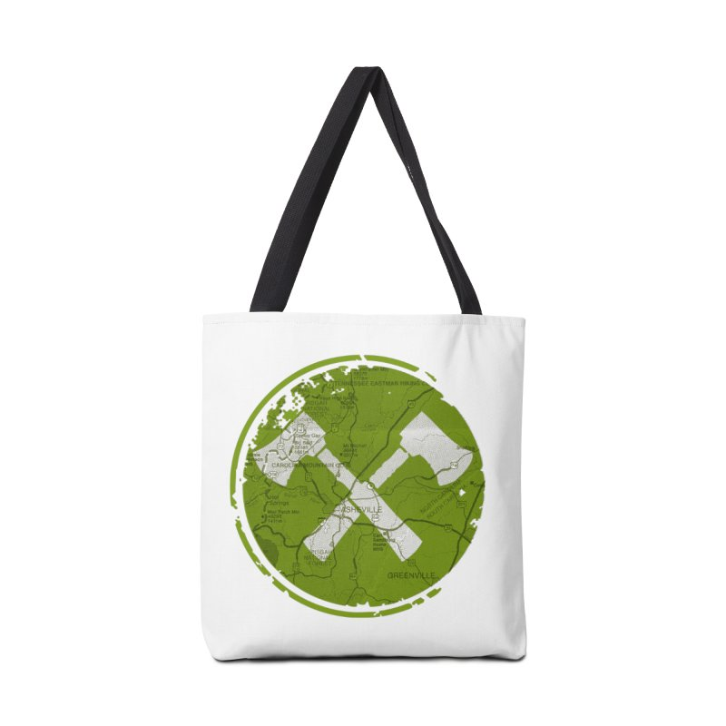 Trail Maker AVL Ed. Accessories Bag by CRANK. outdoors + music lifestyle clothing