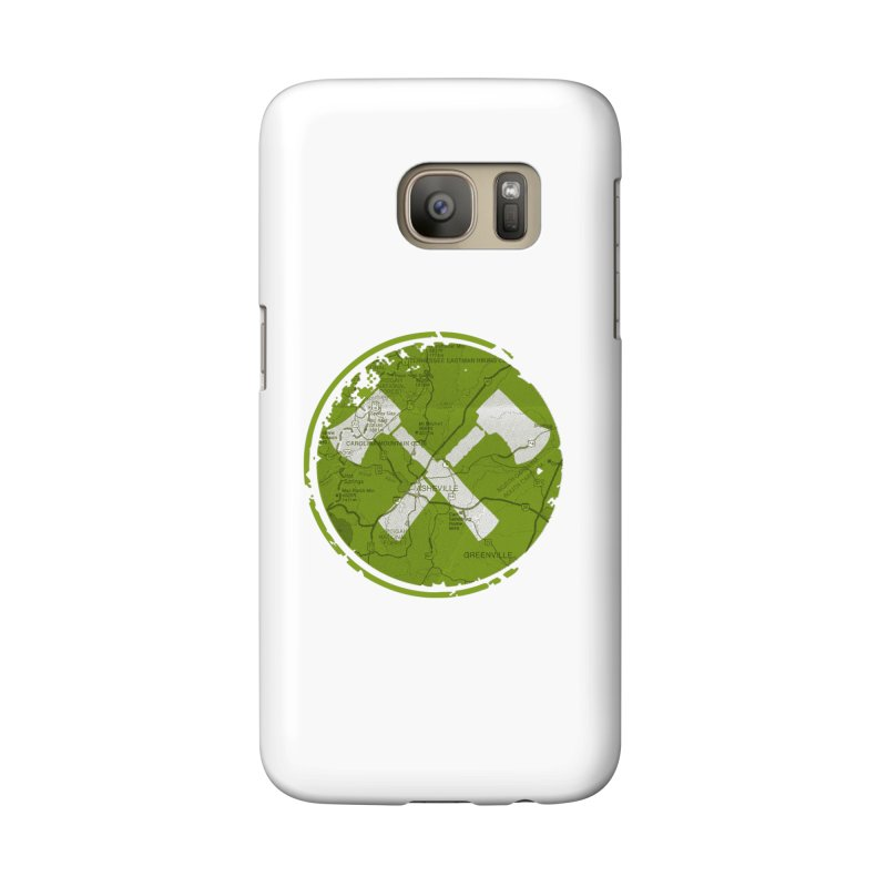 Trail Maker AVL Ed. Accessories Phone Case by CRANK. outdoors + music lifestyle clothing