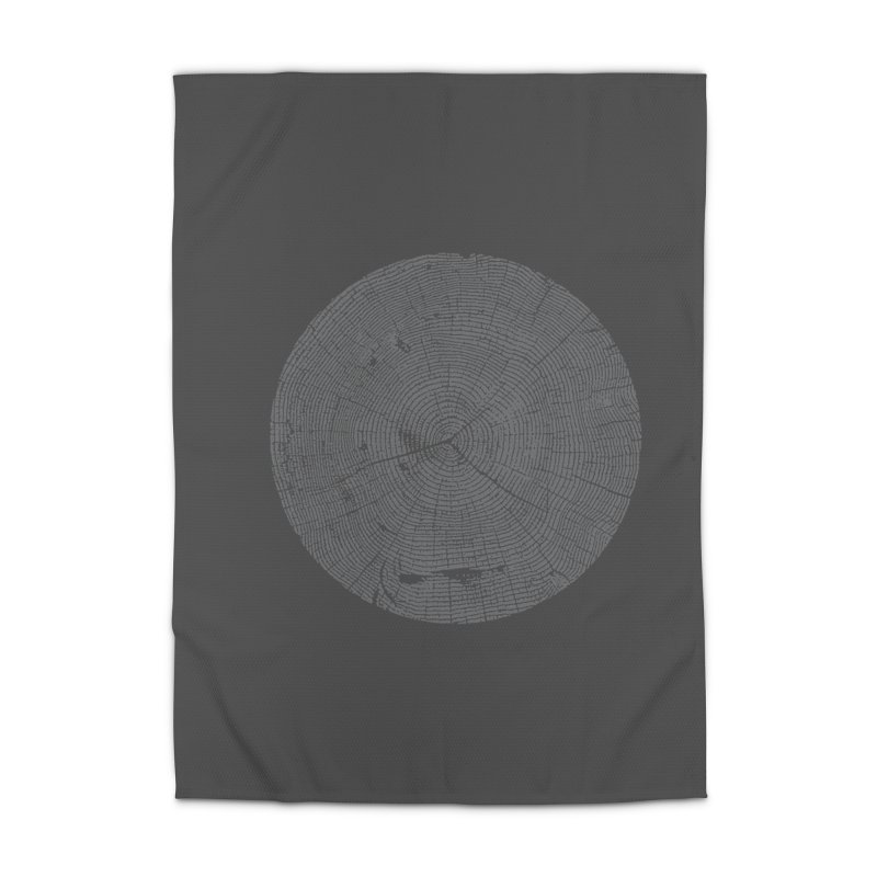 Wisdom Tree Rings Home Rug by CRANK. outdoors + music lifestyle clothing