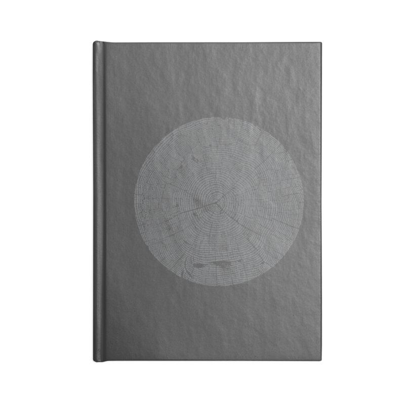 Wisdom Tree Rings Accessories Notebook by CRANK. outdoors + music lifestyle clothing