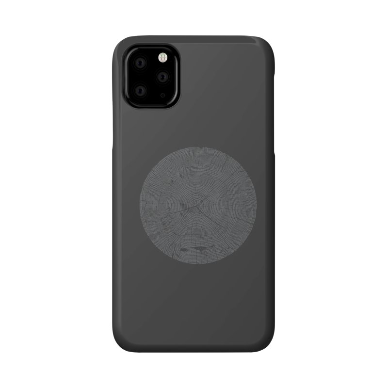 Wisdom Tree Rings Accessories Phone Case by CRANK. outdoors + music lifestyle clothing