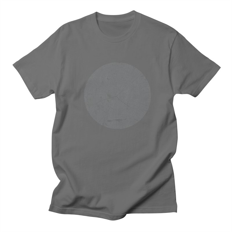 Wisdom Tree Rings Women's T-Shirt by CRANK. outdoors + music lifestyle clothing
