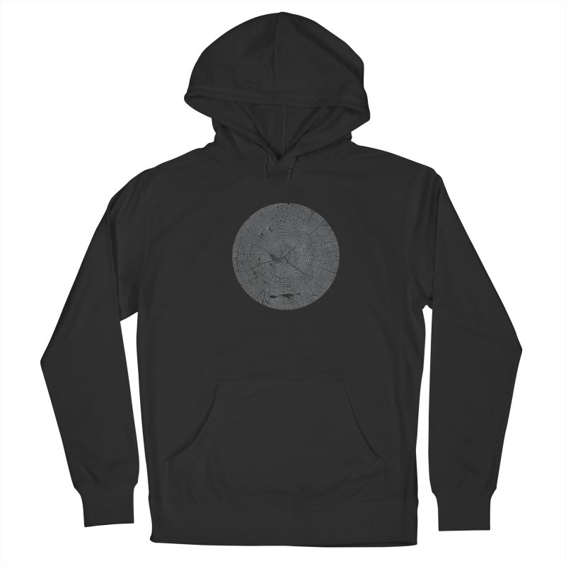 Wisdom Tree Rings Men's Pullover Hoody by CRANK. outdoors + music lifestyle clothing