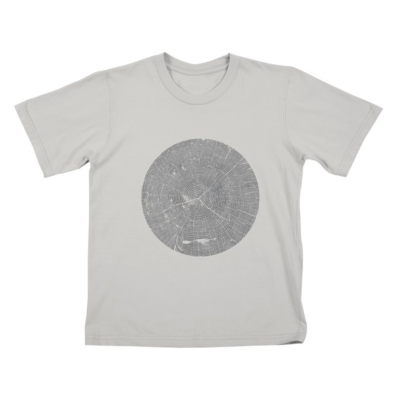 Wisdom Tree Rings Kids T-shirt by CRANK. outdoors + music lifestyle clothing