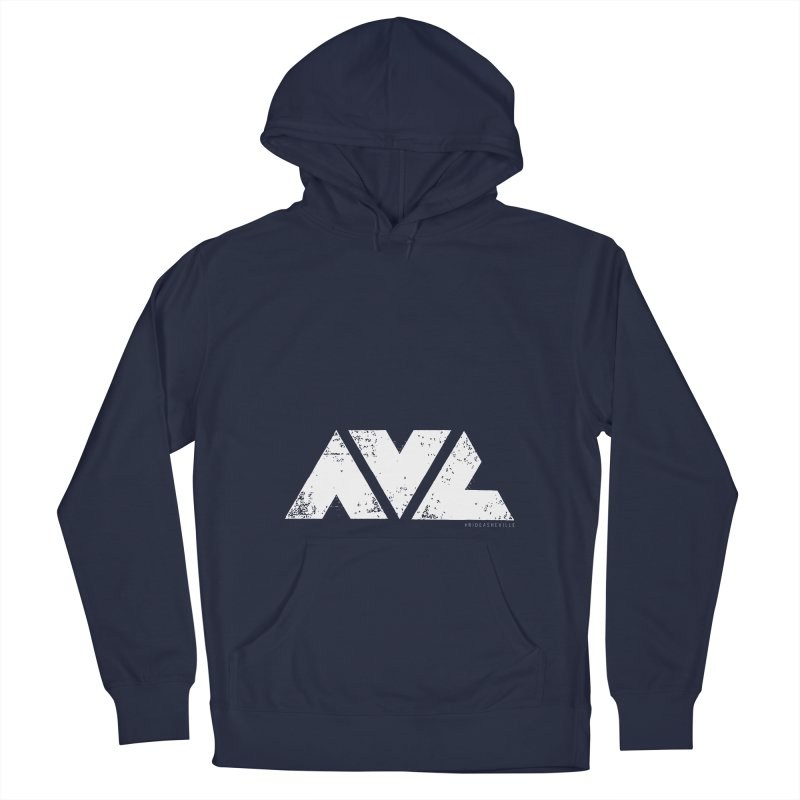 AVL #rideasheville BIG Women's Pullover Hoody by CRANK. outdoors + music lifestyle clothing