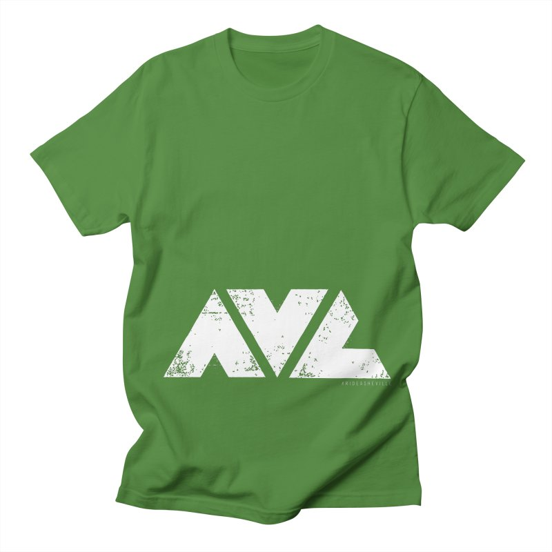 AVL #rideasheville BIG Women's T-Shirt by CRANK. outdoors + music lifestyle clothing